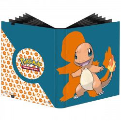 Portfolio A4 Pokemon 9 Cases Salamèche
