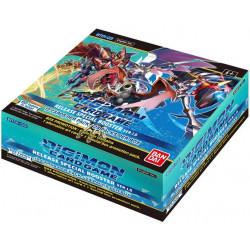 Booster Digimon Card Game release special Boite complète Vers. 1.5 en anglais