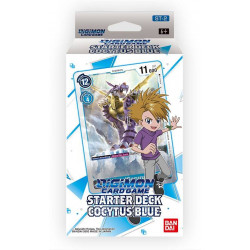 Digimon Card Game Starter Deck 2 Cocytus Blue 2021 en anglais