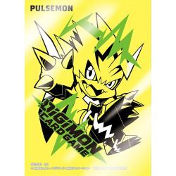 Protège-cartes illustré Digimon - Pulsemon