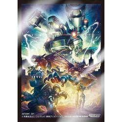 Protège-cartes illustré Bandai Digimon - Machinedramon