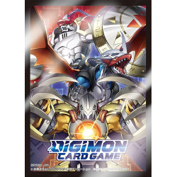 Protège-cartes illustré Bandai Digimon - Knights