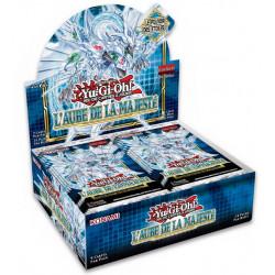 Booster Yu-Gi-Oh! L'Aube de la Majesté boite complète