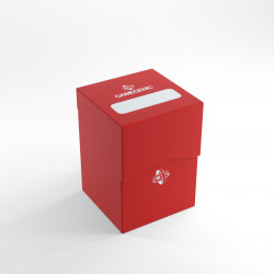 Gamegenic Deck Box Boite de rangement case 100+ Standard - Rouge