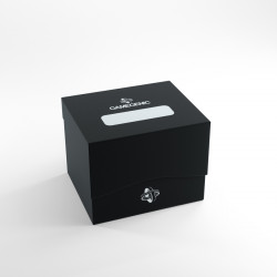 Gamegenic Deck Box Boite de rangement Side Holder 100+ XL Standard - Noir