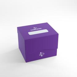 Gamegenic Deck Box Boite de rangement Side Holder 100+ XL Standard - Violet