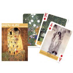 Cartes à jouer - Klimt