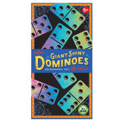 Dominos Geant Shiny - 28 pièces