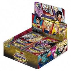 Booster Dragon Ball Super Card Game - Unison Warrior 4 Supreme Rivalry Série B13 boite complète