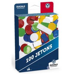Boite 100 Jetons