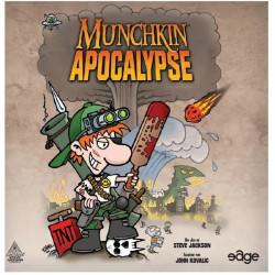 Jeux de société - Munchkin Apocalypse