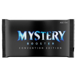 Booster Magic Mystery Convention Edition en anglais