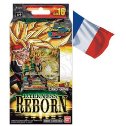 Starter Dragon Ball Super Card Game SD16- Darkness REBORN