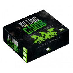 Jeux de société - Killing Cards - Aliens