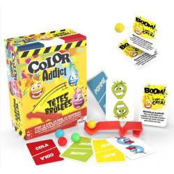 Jeux de société - Color Addict Têtes Brûlées