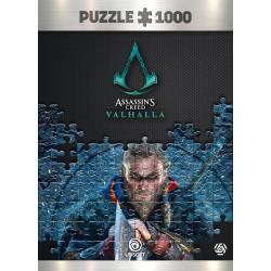 Puzzle Good Loot : Assassins Creed Valhalla : Eivor - 1000 Pièces