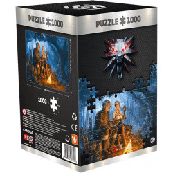 Puzzle Good Loot : The Witcher - Journey Of Ciri - 1000 Pièces