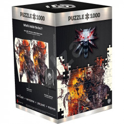 Puzzle Good Loot : The Witcher 3 - Wild Hun - Monsters - 1000 Pièces
