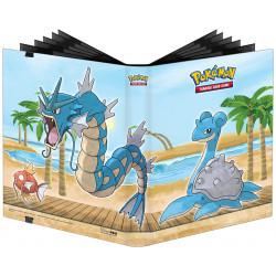 Portfolio A4 Pokemon 9 Cases Gallery Series Seaside Binder - Lokhlass