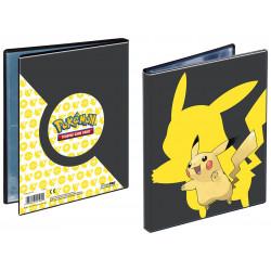 Portfolio A5 Pokemon 4 Cases Pikachu