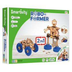 Puzzle Smartivity - Roboformer