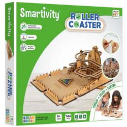 Puzzle Smartivity - Roller Coaster : Les Montagnes Russes
