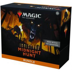 Bundle Magic Innistrad Midnight Hunt anglais