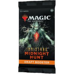 Booster Draft Magic Innistrad Midnight Hunt anglais