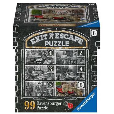 Exit Escape Puzzle - Dans le Manoir - 6 - 99 pièces