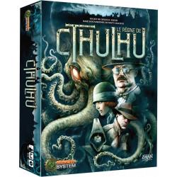 Jeux de société - Pandemic - Le Règne de Cthulhu