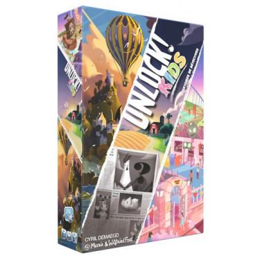 Jeux de société - Unlock ! Kids