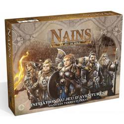 Jeux de rôle - Nains - Initiation au Jeu d'Aventures dans les Terres d'Arran
