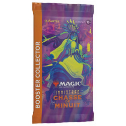 Booster Collector Magic Innistrad Chasse de Minuit