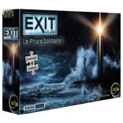 Jeux de société - Exit Puzzle : Le Phare Solitaire