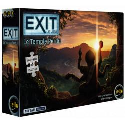 Jeux de société - Exit : Le Temple Perdu