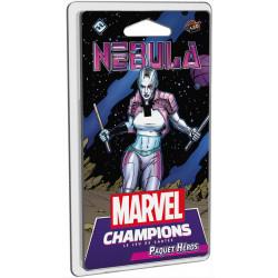 Jeux de société - Marvel Champions : Le Jeu De Cartes - Nebula