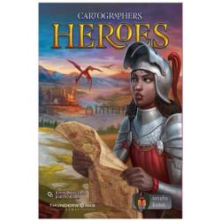 Jeux de société - Cartographers : Heroes