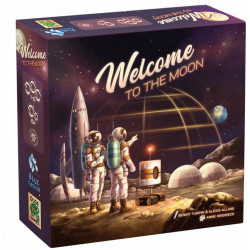 Jeux de société - Welcome to The Moon