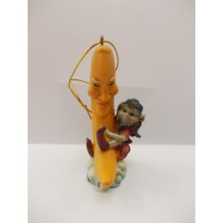 Figurine ELFE PIXIE SUR LUNE