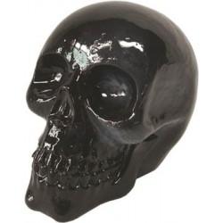 Figurine crâne cristal noir petit modèle