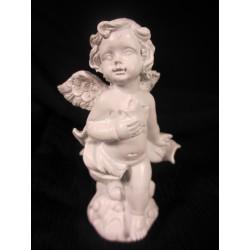 Figurine ange qui tient une étoile