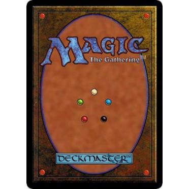 Lot de 25 cartes magic en bleu