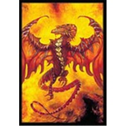 Protège-cartes illustré max protection phoenix standard