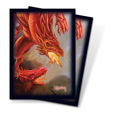 Protège-cartes illustré ultra pro easley - dragon Standard