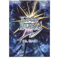 Protège-cartes illustré ultra pro let's duel standard