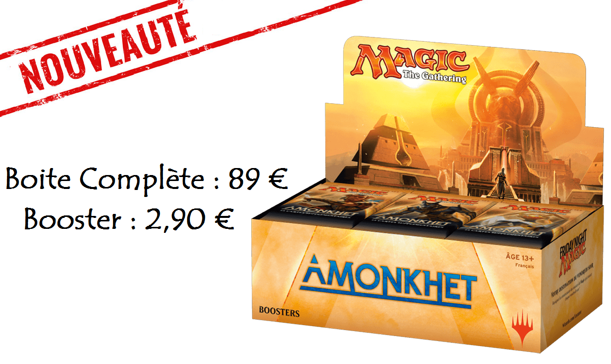 Magic Amonkhet 2017