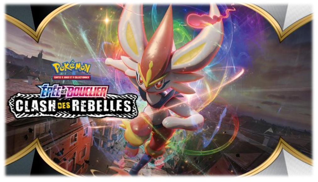 Pokémon Epée et Bouclier 2 : Clash des Rebelles