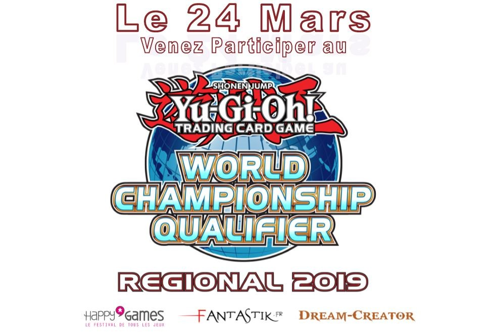 World Championship Qualifier Régional 2019 Mulhouse Happy'Games