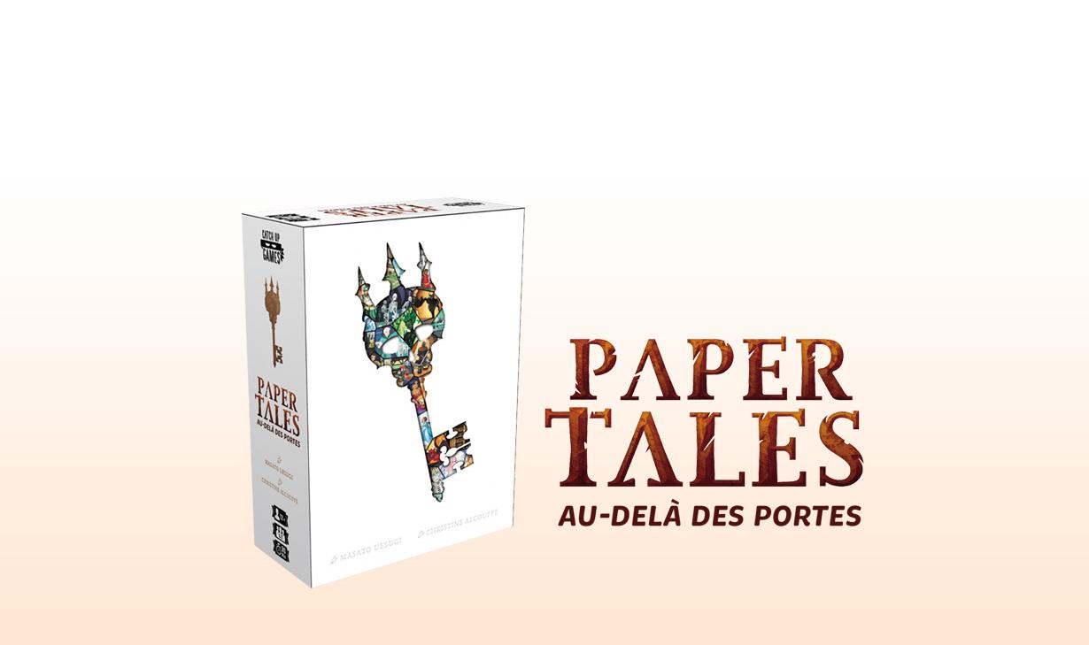 Jeux de société - Paper Tales
