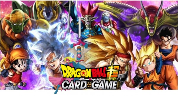 Illustration of the event Tournoi Dragon Ball Super Card Mulhouse Happy'Games